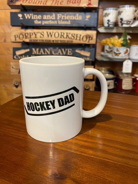 Mug - Hockey Dad