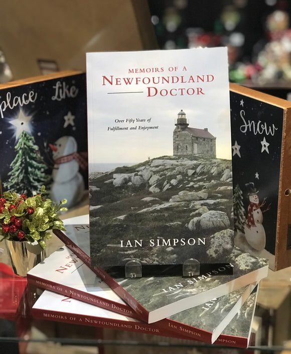 Book - Memoirs of a Newfoundland Doctor