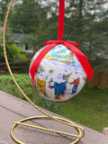 Mummers Music & Lights Hanging Ornament