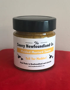 Pickled Mustard Sauce