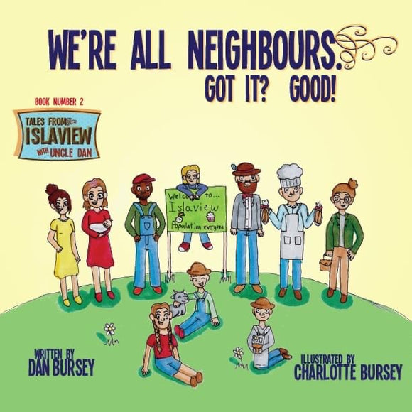 Book - We're all neighbours