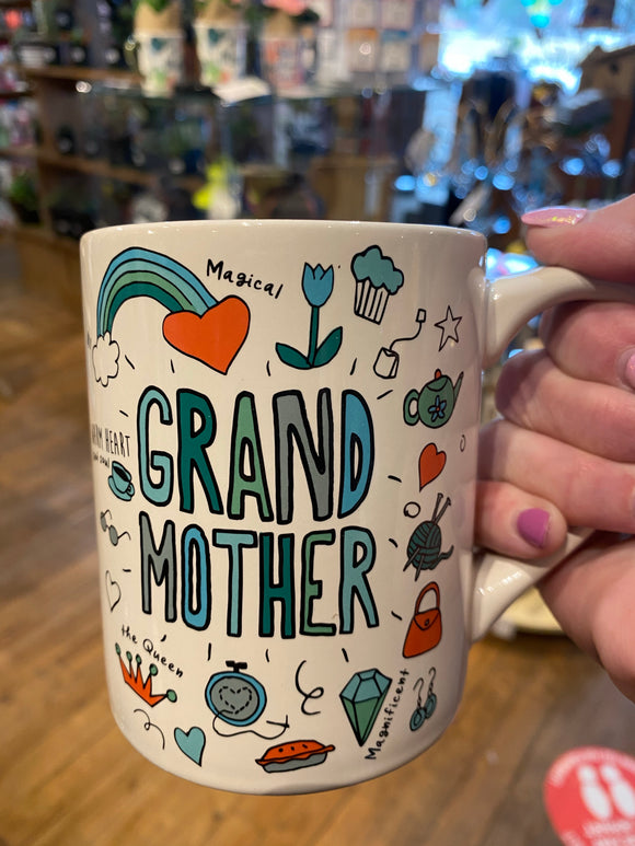 Mug - Grandmother