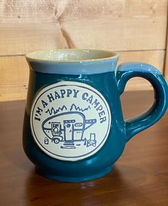 Mug - I'm a Happy Camper