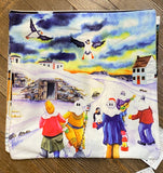 Pillow Cover - Mummers
