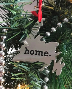 Newfoundland Home Ornament