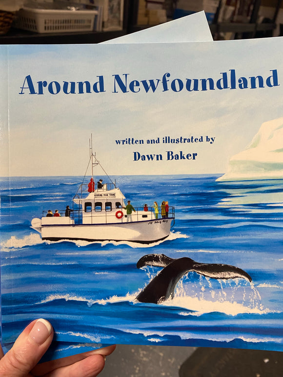 Book - Around Newfoundland
