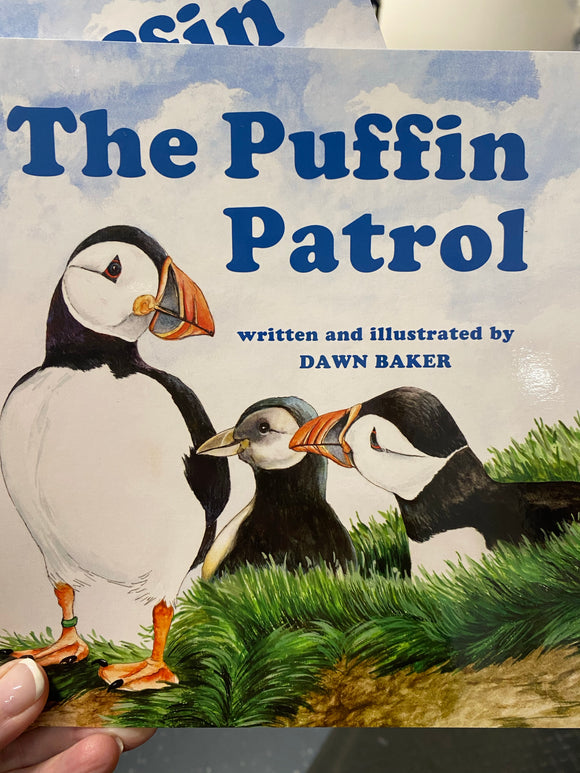 Book - The Puffin Patrol