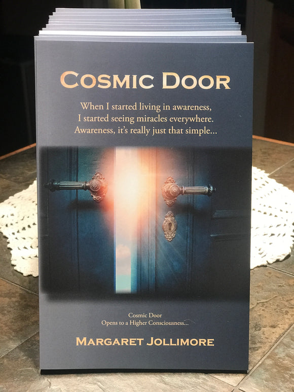 Cosmic Door by Margaret Jollimore