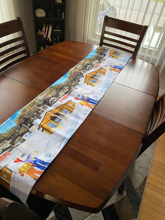 Table Runner - Mummers