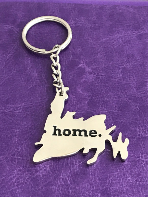 Key Ring - Home