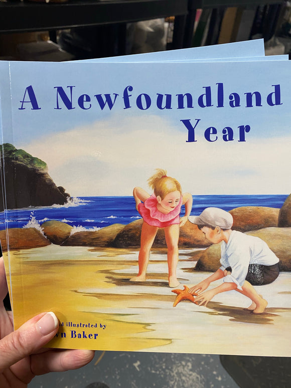 Book - A Newfoundland Year