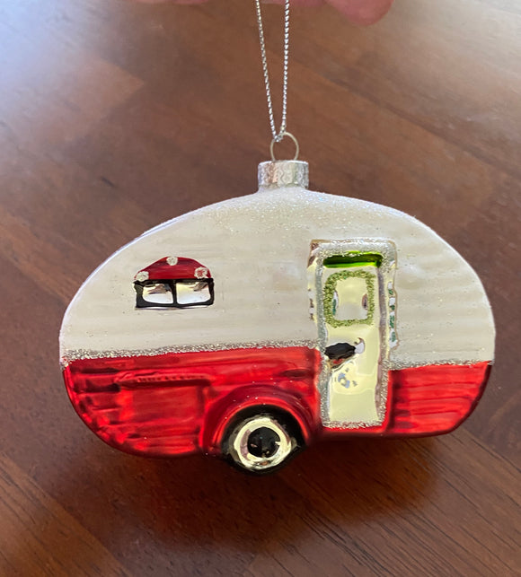 Ornament - Camper