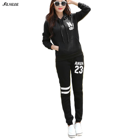 Womens Two Piece Fanala Sportswear Hoody + Pants - LTS Trading Co
