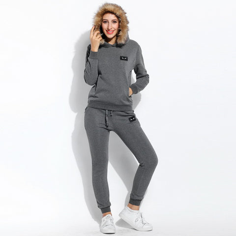 2017 Womens Two Piece Winter Hoody + Pants #3382 - LTS Trading Co