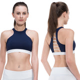 Femme Cropped Yoga Bra - Athletic Top - LTS Trading Co