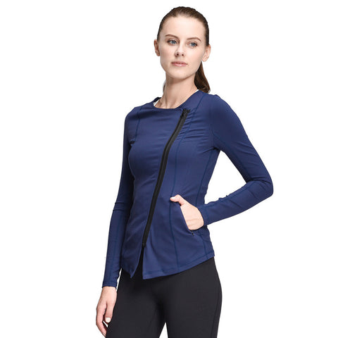 Womens Yoga - Fitness Jacket - Always Look Good Working Out! - LTS Trading Co
