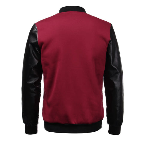 Mens Autumn/Spring Varsity Jacket #Hot - LTS Trading Co