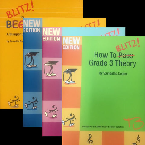 Blitz Theory Books