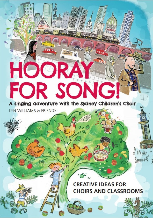 Teaching Resource: Hooray for Song