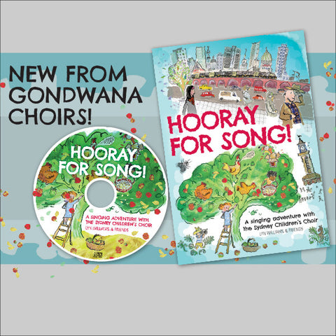 Hooray for Song!