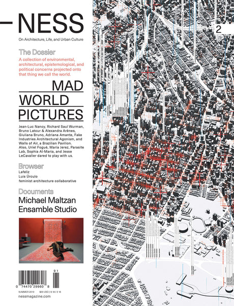 NESS Issue 2/ Mad World Pictures