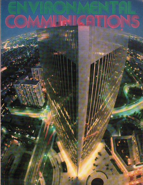Environmental Communications 1979 Catalog: Slides, Film, Video & Books