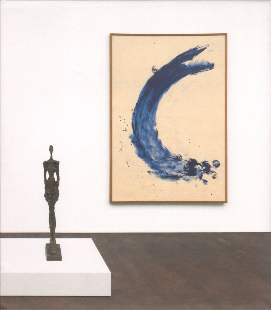 Alberto Giacometti, Yves Klein: In Search of the Absolute.