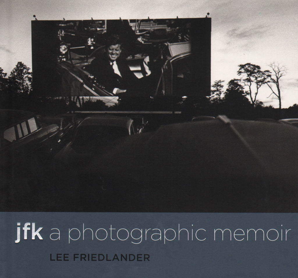 JFK A Photographic Memoir