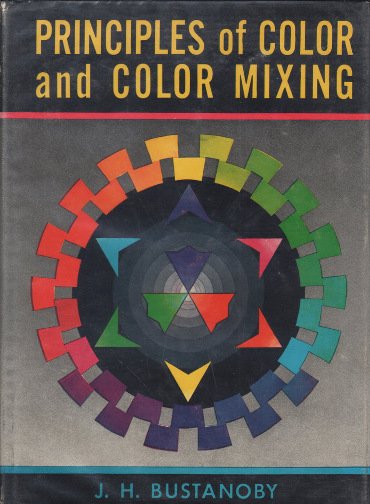 Principles of Color and Color Mixing – William Stout Architectural Books