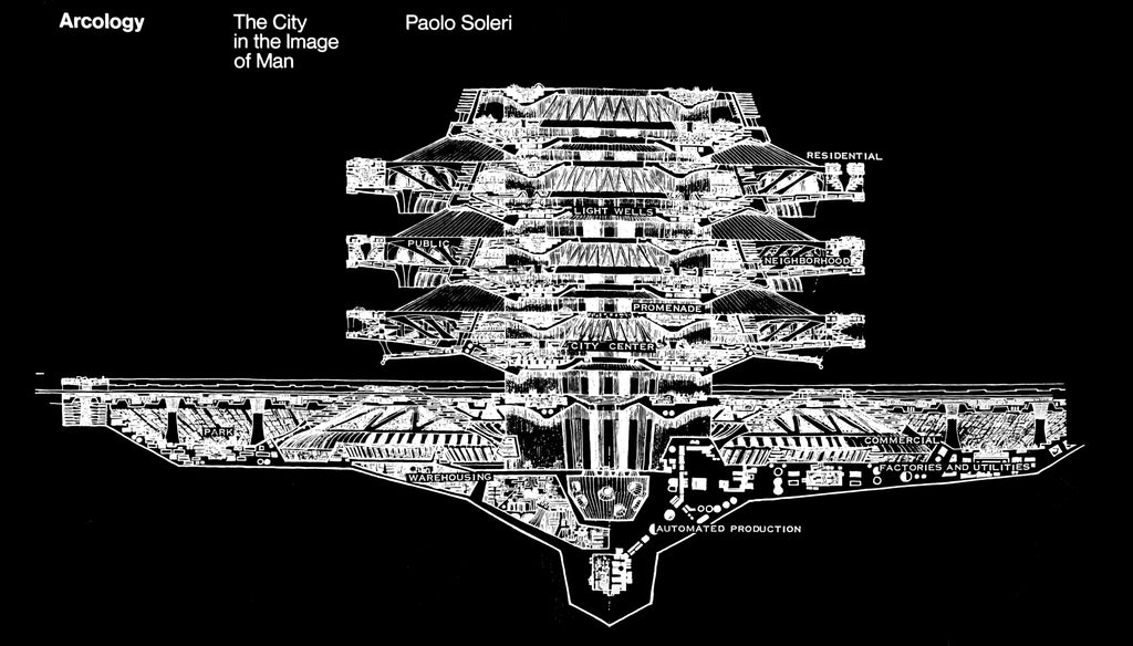 Arcology: The City in the Image of Man