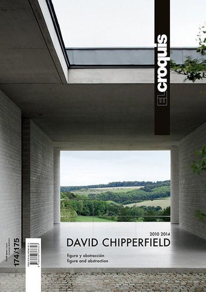 El Croquis 174/175: David Chipperfield (2010 - 2014)