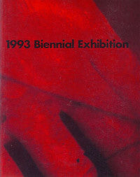 1993 Biennial Exhibition.