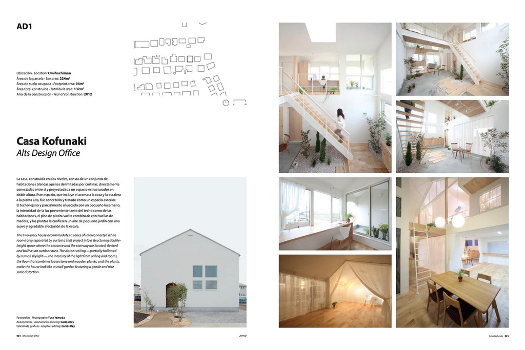 Zipped: Space in Small Japanese Houses