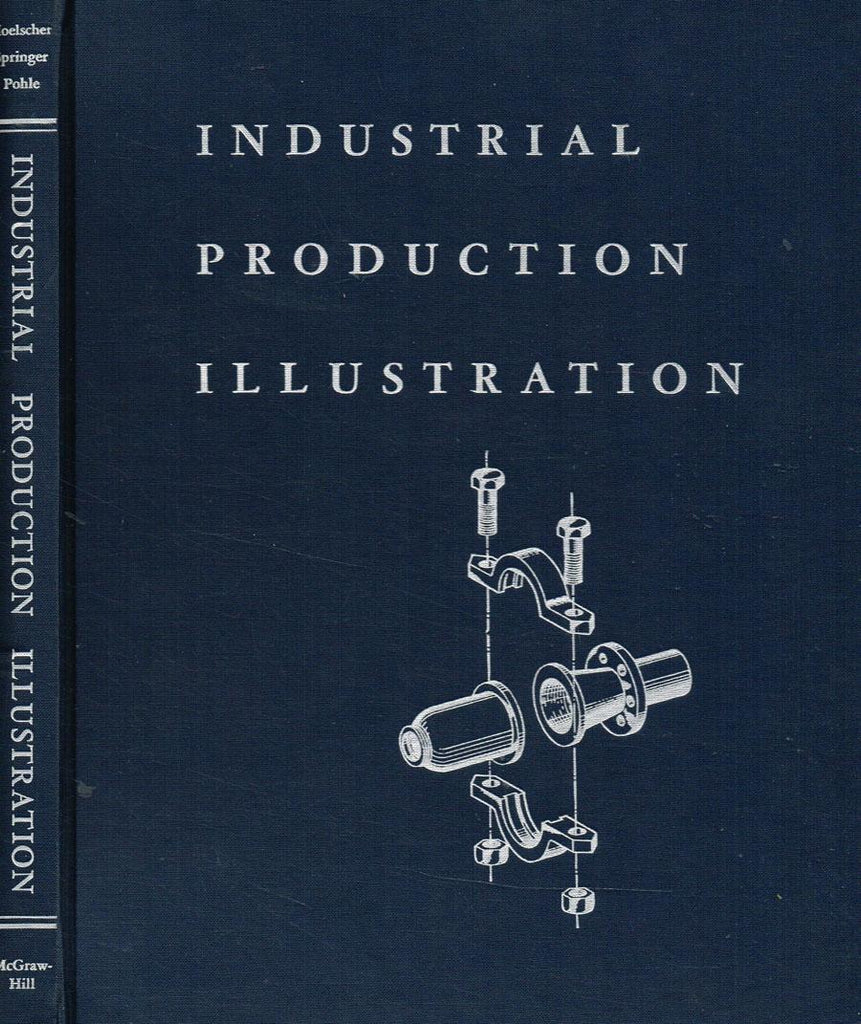 Industrial Production Illustration