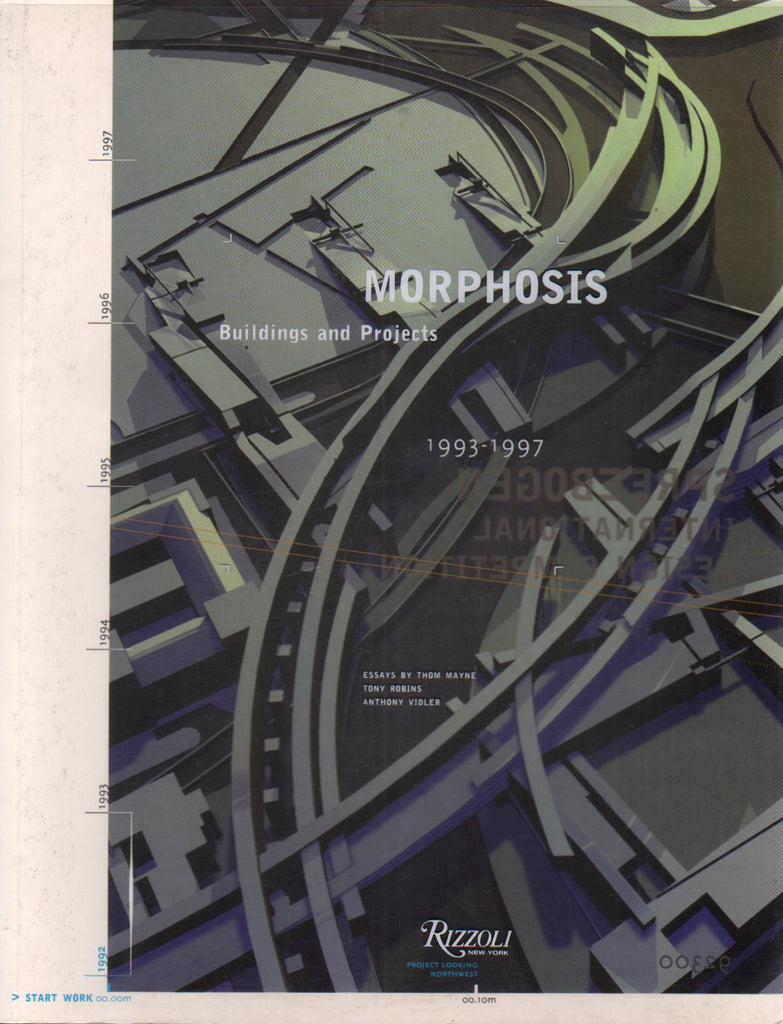Morphosis:  Buildings and Projects, Vol. 3: 1993-1997