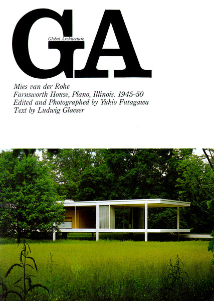 Global Architecture 27 Mies van Der Rohe