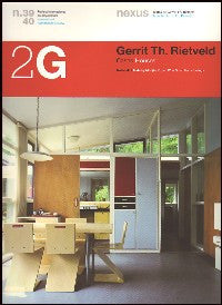 2G #39/40: Gerrit Th. Rietveld: Houses