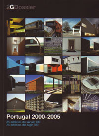 2G Dossier Portugal 2000-2005: 25 Buildings.