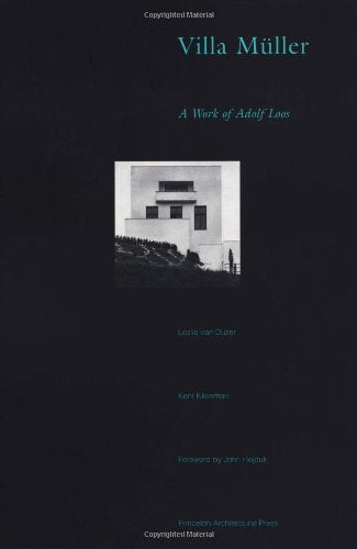 Villa Muller: A Work of Adolf Loos