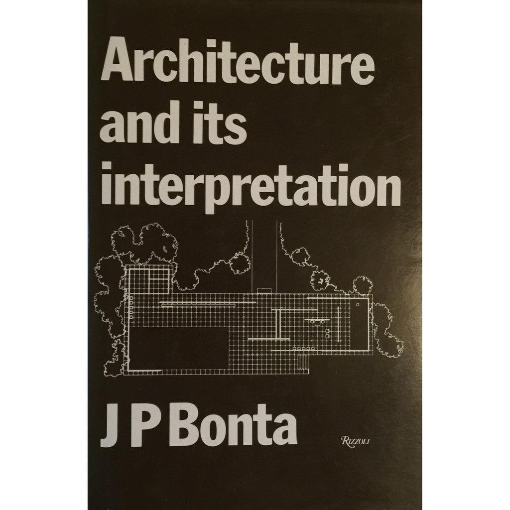 Architecture and its Interpretation