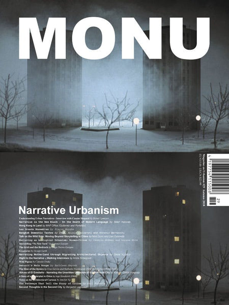 MONU 29: Narrative Urbanism