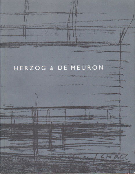Herzog & de Meuron: Projects and Buildings 1982-1990