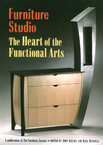 Studio Furniture: The Heart of the Functional Arts.