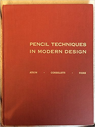 Pencil Techniques in Modern Design