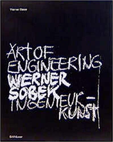 Art of Engineering.   Werner Sobek.  Engineer