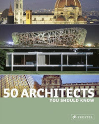 50 Architects You Should Know.