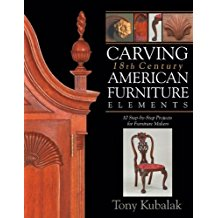 Carving American Furniture: 18th Century Elements.