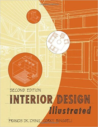 Interior Design Illustrated, Second Edition