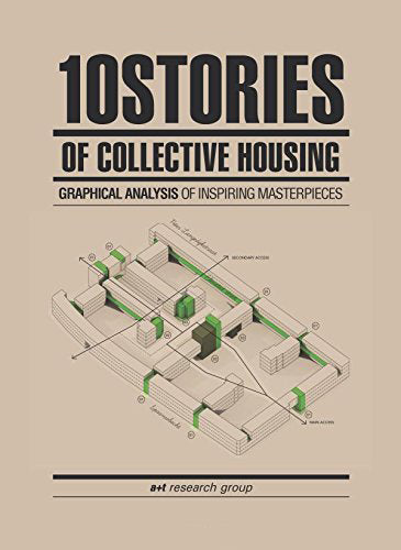 10 Stories of Collective Housing: Graphical Analysis of Inspiring Masterpieces