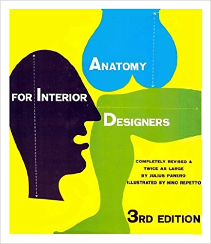 Anatomy for Interior Designers.